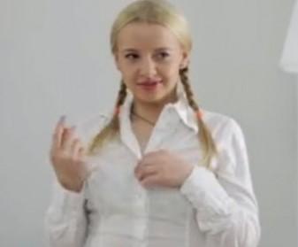 Sex sa mladom studenticom
