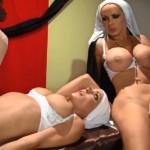 Sex u crkvi sa svećenikom
