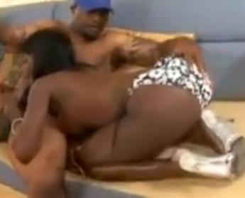 Crnački sex klip