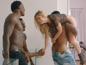 Jebačina sa crncima