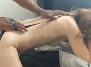 Perverzan amaterski seks